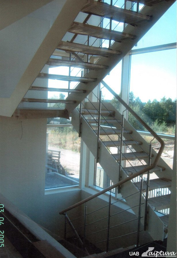 Concrete construction staircase M20