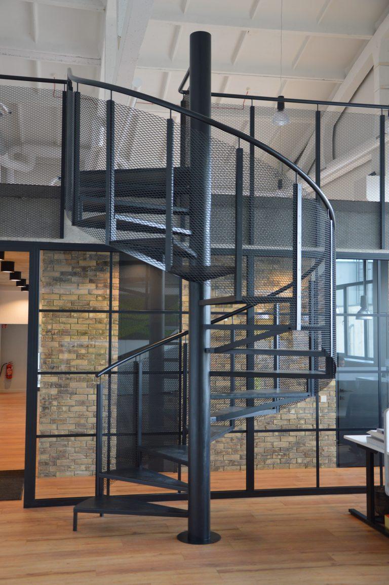 Sraigtiniai laiptai Kodas: S4