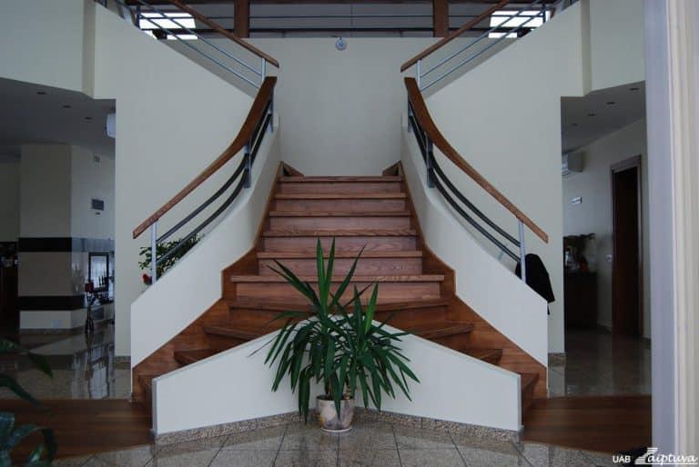 Betoninės konstrukcijos laiptai B3