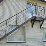 [:lt]Lauko laiptai, priešgaisriniai laiptai P2-3[:]
