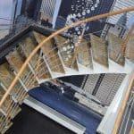 [:lt]Metalinės konstrukcijos laiptai M1-3[:]