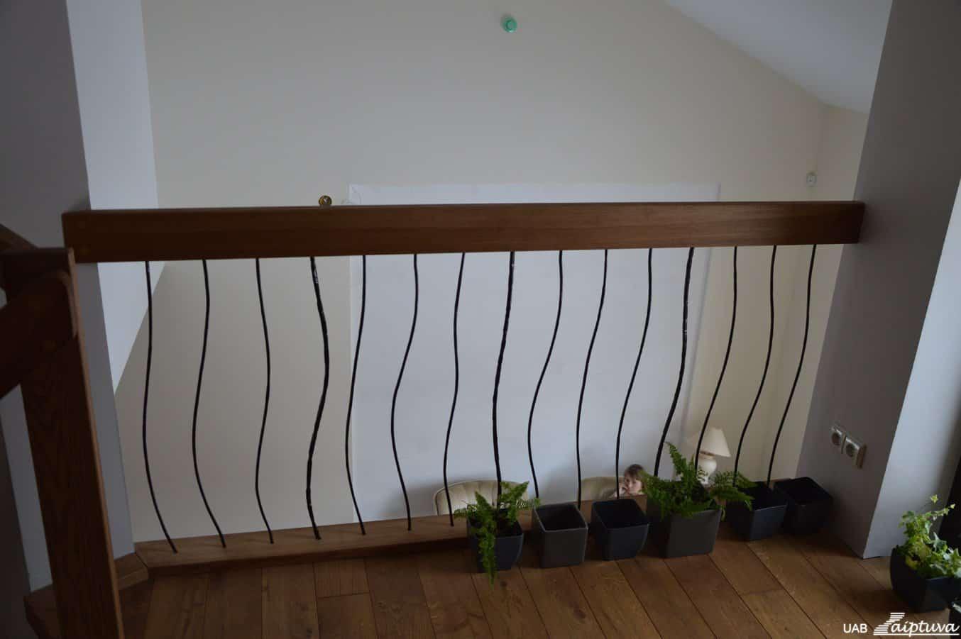 Sraigtiniai laiptai S2-4