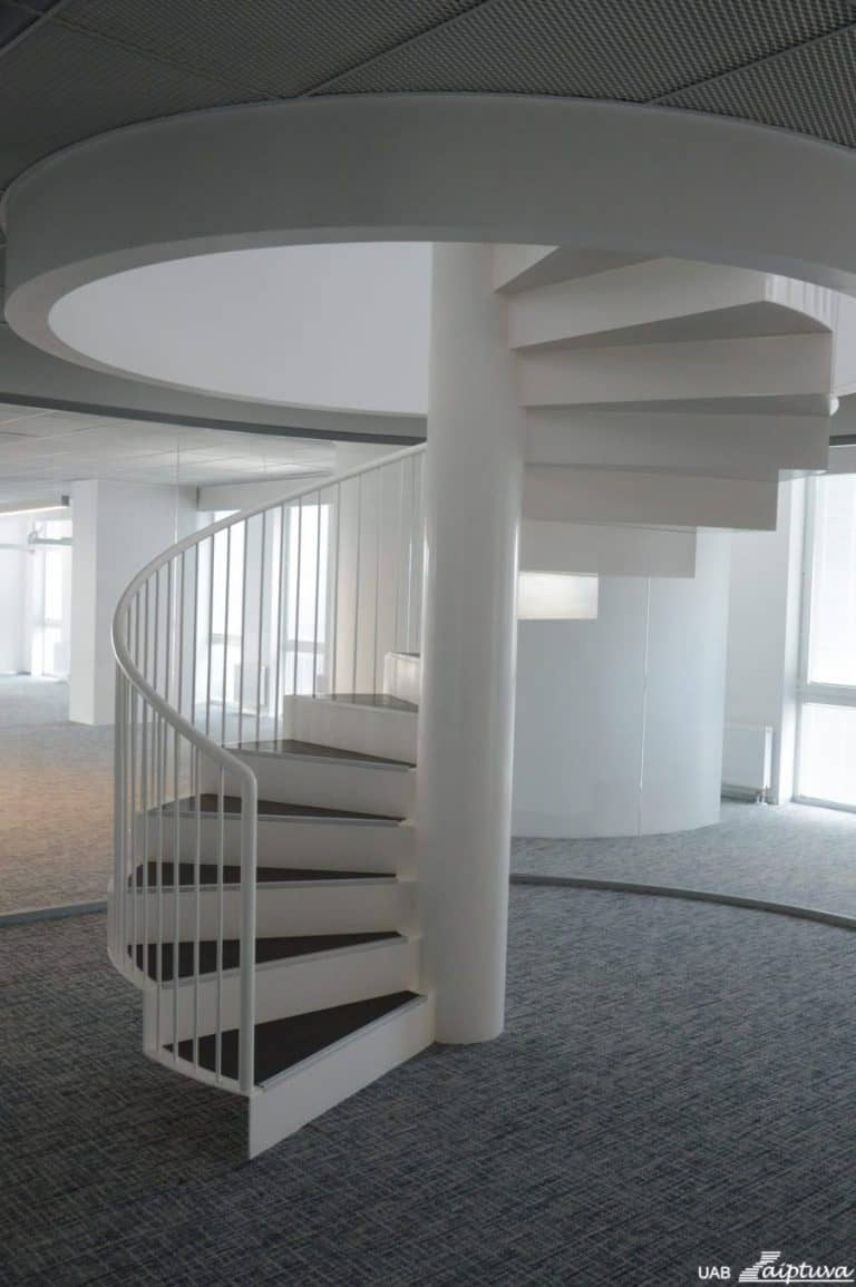 Spiral staircase S3